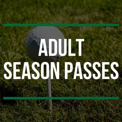 Adult Season Passes