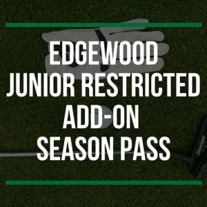 Edgewood Junior Restricted Add-on Season Pass