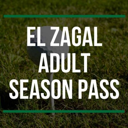 El Zagal Adult Season Pass