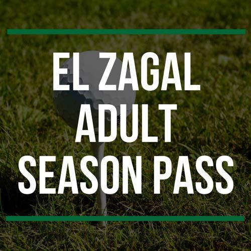 El Zagal Adult Season Pass