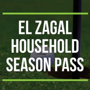 El Zagal Household Season Pass