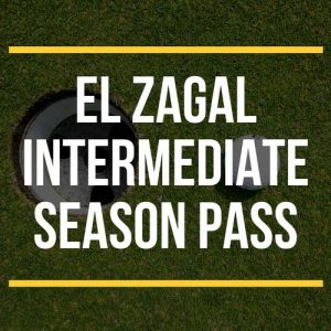El Zagal Intermediate Season Pass