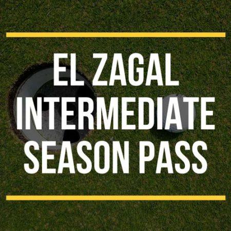 El Zagal Intermediate Season Pass