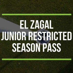 El Zagal Junior Restricted Season Pass