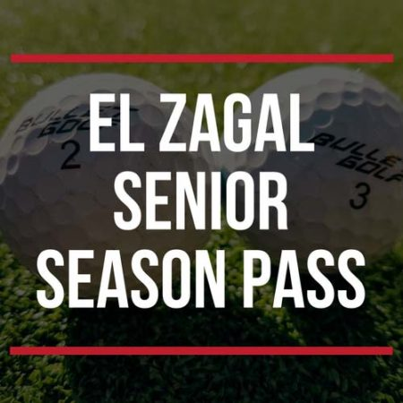 El Zagal Senior Season Pass