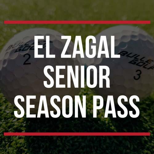 El Zagal Senior Season Pass