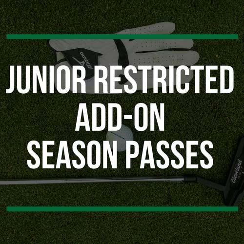 Junior Restricted Add Ons Season Pass