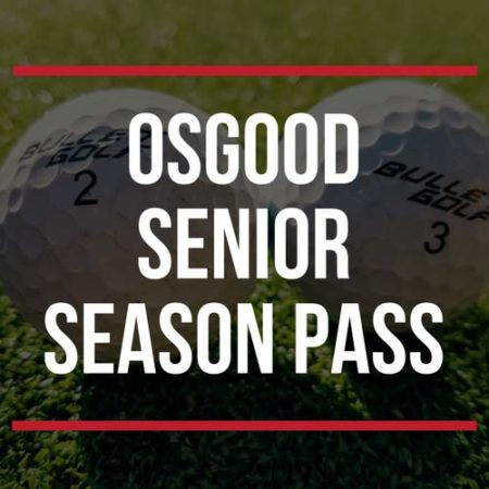 Osgood Senior Season Pass