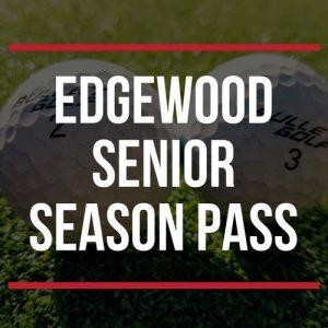 Edgewood Senior Season Pass