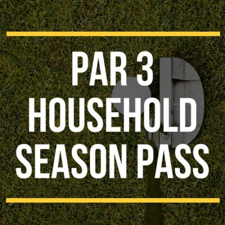 Par 3 household season pass