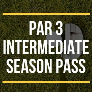 Par 3 Intermediate Season Pass