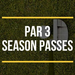 Par 3 Season Passes