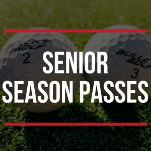 Senior Season Passes