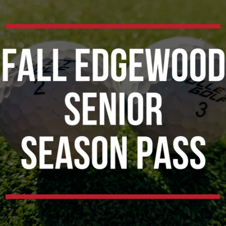 FALL Edgewood Senior Season Pass
