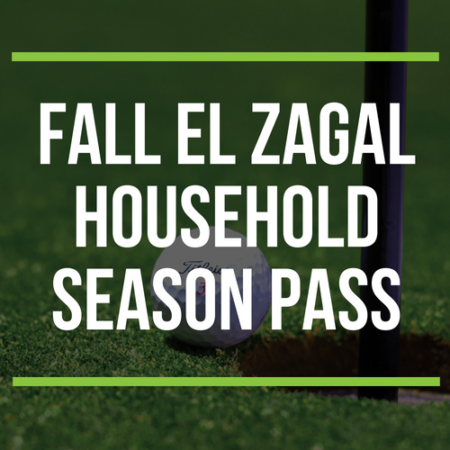 FALL El Zagal Household Season Pass
