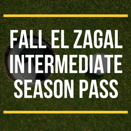 FALL El Zagal Intermediate Season Pass
