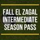 FALL El Zagal Intermediate Season Pass